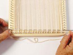 Tear de prego quadrado - Portal de Artesanato - O melhor site de artesanato com passo a passo gratuito