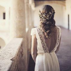Casar com Graça @casarcomgraca Toucados de flore...Instagram photo | Websta (Webstagram)