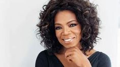 Oprah Winfrey has given so much to the community! Love her!
