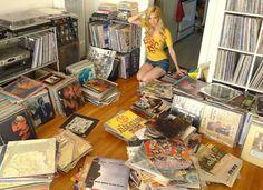 Logan Melissa: Instagram Queen, Vinyl Collector | Ravishly