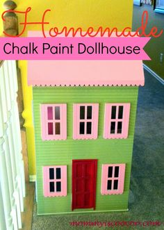 Land of Nod Dollhouse - Bookcase Knockoff - Mommy Is Coo Coo