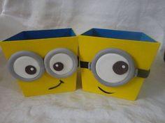 Dulceros Minions Birthday Theme, Minion Theme, Minion Party, Birthday Party Themes, Boy Birthday, Pencil Toppers, Ideas Para Fiestas, Bottle Art, Diy Party