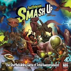 Smash Up Card Game: Amazon.co.uk: Toys & Games