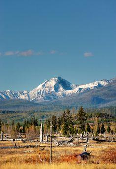 Polebridge by Kim Taylor, via 500px; Montana