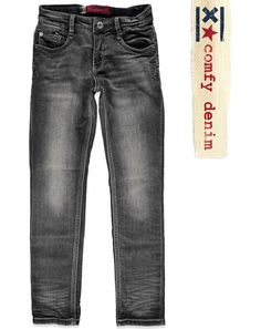 Blue Rebel Comfy Groove Illussion wash grijs - Groove slim fit in Illusion wash in jogg-jeans. €49,99