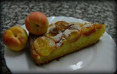 Bizcocho de albaricoques Aprichot cake