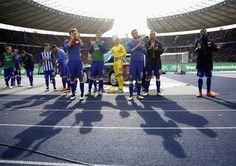 Hertha BSC Von der Last befreit
