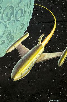 Larry's Vault: Space the Final Frontier