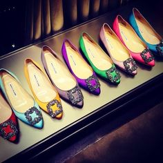 Manolo's in every color