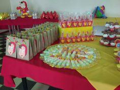 Mesa dulce 1 Year Birthday, Boy Birthday, Birthdays, Cake, Party, Ideas, Toddler Girls, Fiestas, Birthday Cake