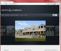 DeVito and Company website