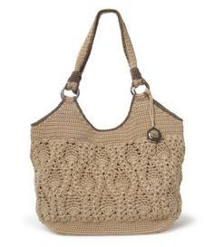 Crochet Inspiration:  The Sak Casual Classics Collection Crochet Tote | Dillards.com