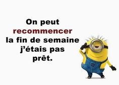 les minions - Page 3 Minions, Blog, Fictional Characters, Image, Laughing, Humor, Husky Jokes, Begin Again, Words