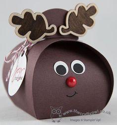 Reindeer, CKB. The Crafty Owl's Blog | October 2014