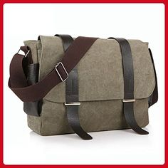 80ba86f091 Men Messenger Bags Vintage Canvas Laptop Patchwork Leather Crossbody Bags  For Male Shoulder Bags Satchel School Bag