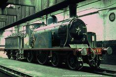 Die Bundesbahnzeit - Mit HS unterwegs – Dampfparadies Großbritannien 1960, Teil 5 Glasgow, Edinburgh, Bournemouth, Carlisle, Nottingham, Southampton, Somerset, Holland, Steam Engine