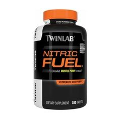 Nitric Fuel increases blood flow, which may deliver more nutrients to muscles and help get that pumped-up post workout look.