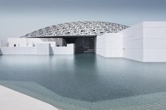 @louvreabudhabi opens on 11 November 2017. See humanity in a new light!  Use #archilovers for a chance to be featured Follow @archilovers [+905k]  #architecture #design #facades #buildings #buildinglovers #louvreabudhabi #museum #JeanNouvel