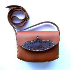 Sacs en cuir, Sac en cuir est une création orginale de Lanhe sur DaWanda