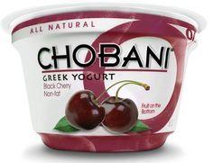 If you haven't tried Chobani Greek Yogurt yet... do it<3