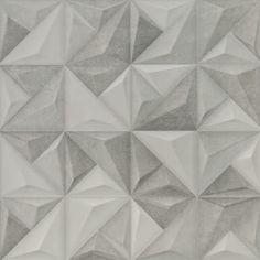 Blog da Revestir.com: Volume nelas! Cerâmica Portinari aposta em volume e geometrismo no porcelanato Sense