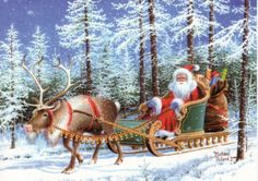 Michael Pollard: Joulupukki, poro, reki. Tampereen Paperikonttori. Camel, Fair Grounds, Joy, Magic, Christmas, Painting, Animals, Embroidery, Animales