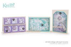 2H1354 Collage With Esprit Verveine