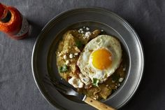 Chilaquiles Verdes, a recipe on Food52