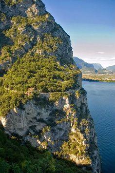 Ponale Road (Garda lake)