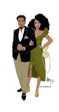 Black love complicity She has my back , He has mine too . Black Love Art, Black Girl Art, My Black Is Beautiful, Black Girl Magic, Black Girls, Art Girl, Style Africain, Natural Hair Art, Black Art Pictures