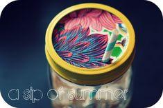 a bit of sunshine: a sip of summer {and a ten on ten reminder}