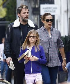 Is Jennifer Garner pregnant with Ben Affleck's baby? The couple has been vacationing in France and England for quite some time with their three children