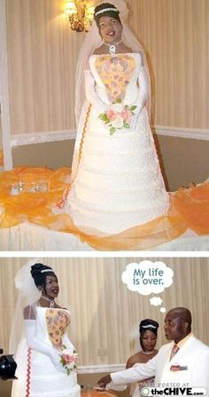 Oh No ...this is a DON'T for your wedding