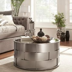 Leather Coffee Tables - A Collection by Anglina - Favorave