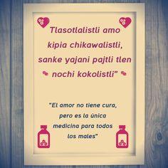 El amor la mejor medicina <3
