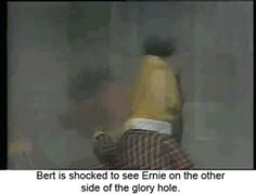 fun times with bert and ernie - Imgur