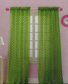 lime green curtains on pinterest peacock decor bedroom