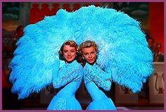 "Vera Ellen Rosemary Clooney - White Christmas. ""Sisters, sisters..."""