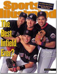 New York Mets - The Best Infield Ever!