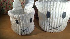 Poppy makes… a miffy inspired bunny basket. On my poppymaakt.blogspot.com you will find the video tutorial (also here https://youtu.be/2TVFLx6nDdw) and the FREE printable crochet charts to make your own miffy inspired basket. Have fun!   #PoppyMakes #Crochet #Haken #Hakeln #Hekle #Virka #Virkning #Knitting #Miffy #Nijntje #Lapin #Easter #Bunny #EasterBunny #GrannySquare #Amigurumi #AmigurumiLove  #KawaiiCrochet #CrochetAlong #VideoTutorial #HowTo #Video #FaceBook #Instagram #YouTube