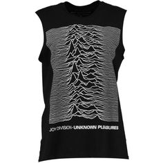 Boohoo Jennifer Joy Division Band Sleeveless Tee | Boohoo (23 AUD) ❤ liked on Polyvore featuring tops, t-shirts, cotton sleeveless t shirt, sleeveless t shirt, cotton t shirts, cotton tees and flat top