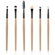 SHARE & Get it FREE | Portable 6 Pcs Nylon Eye Makeup Brushes SetFor Fashion Lovers only:80,000+ Items • New Arrivals Daily • Affordable Casual to Chic for Every Occasion Join Sammydress: Get YOUR $50 NOW!