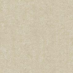 "York Wallcoverings Dazzling Dimensions Elemental Stripe 33' x 21"" Wallpaper Roll Color: Beige/Soft Metallic Gold"