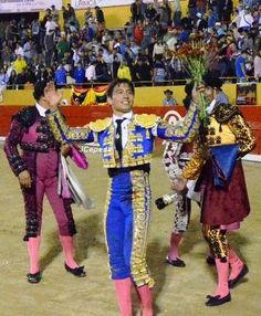 TORERIAS DE CHELIN: CESAR VALENCIA TRIUNFA EN MANZANARES DEL REAL
