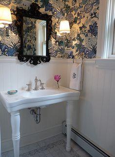 hazardous design bath chiang mai baroque mirror