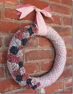 Great wreath!