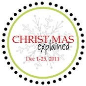 Christmas Explained Series {The History Behind The Traditions of Christmas}