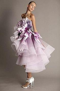 Marchesa dress by Dittekarina