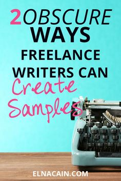If you're a new writer and don't know how to create your portfolio, I have two very easy ways. And it'll make you look like a pro too!