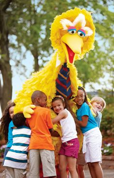 Sesame Place is the nation's only theme park based entirely on the award-winning television show.